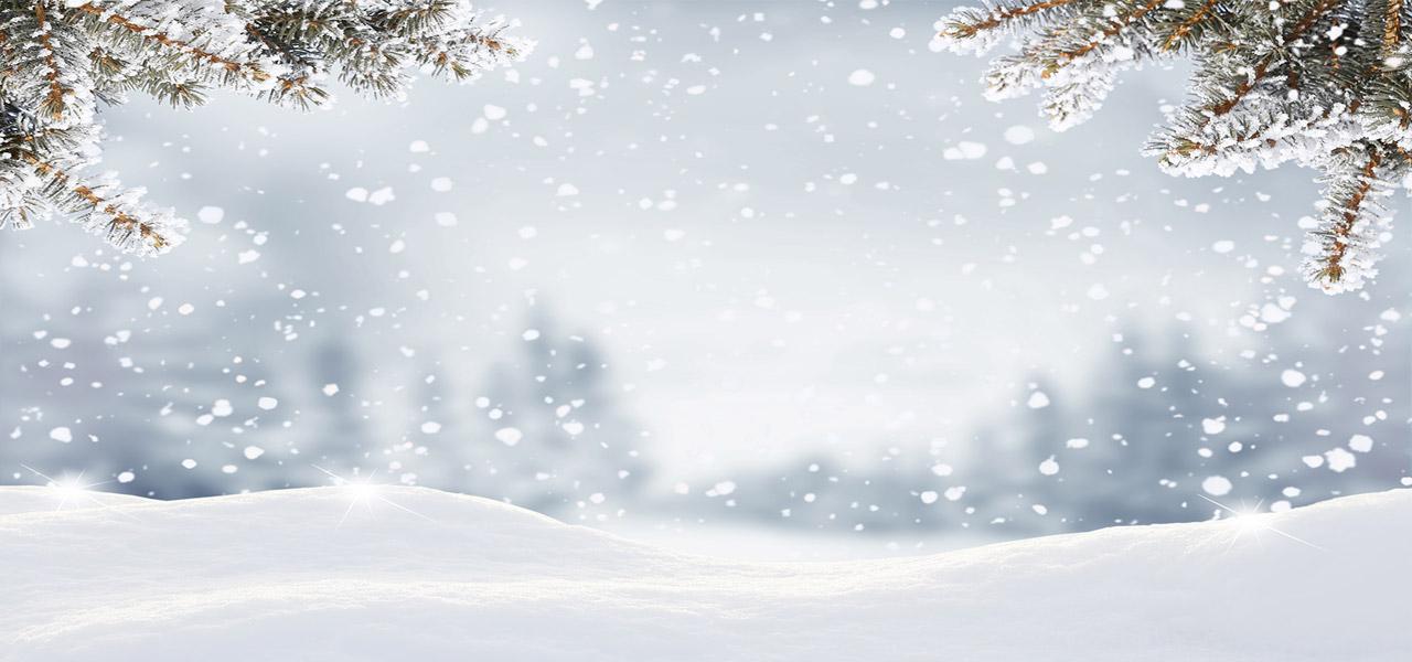 Outdoor snowy image